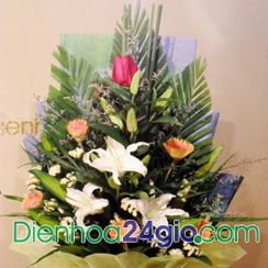 Send Premium Flowers to Vietnam