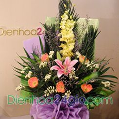 Send Flowers to Vietnam - Checkout with Paypal
