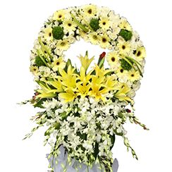 Hoa tang lễ CB43