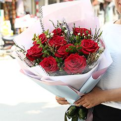 Bó hoa tặng sinh nhật HB359