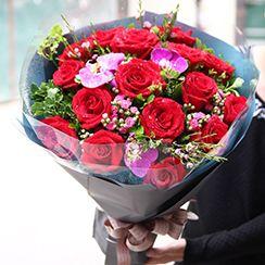 Bó hoa hồng tặng sinh nhật HB361
