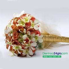 Hoa cưới HC-35