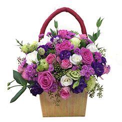hoa tươi đẹp G115