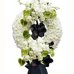 hoa đám tang, hoa chia buồn CB21