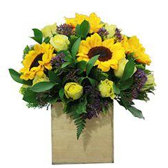 Giỏ hoa tươi - Điện hoa 24h