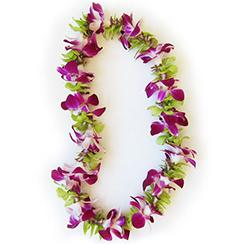 Vòng hoa đeo cổ 02