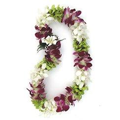 Vòng hoa đeo cổ 04