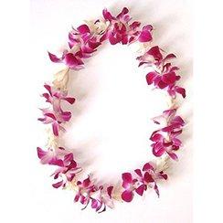 Vòng hoa đeo cổ, hoa quàng cổ 07